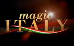 Magic Italy, logo seconda versione