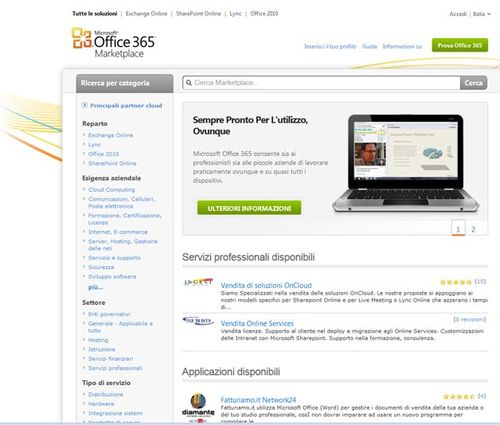 Microsoft-Office-365-Marketplace